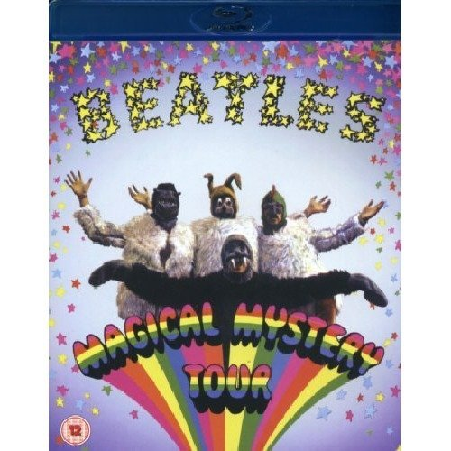 The Beatles - Magical Mystery Tour [blu-ray] [2012] [region Free]