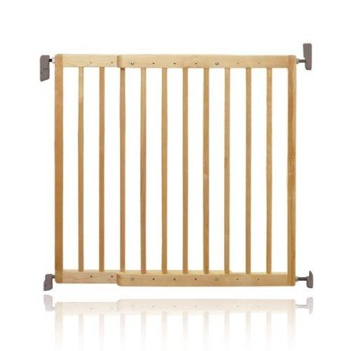 Lindam Wooden Extending Stair Gate 62-106cm