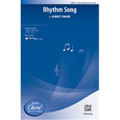 Alfred 00-35869 RHYTHM SONG-STRX CD
