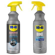 WD-40 BIke and Motorcycle Cleaner Spray Bottle 1L