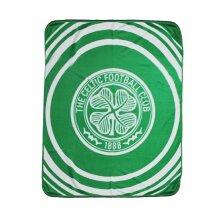 Celtic FC Pulse Fleece Blanket