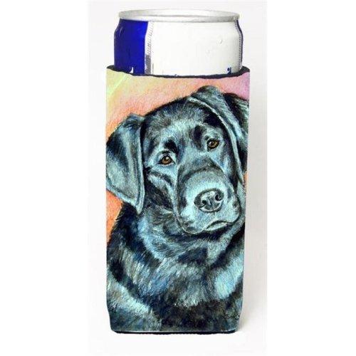 Black Labrador Michelob Ultra bottle sleeves For Slim Cans - 12 oz.