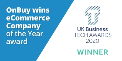 OnBuy Wins eCommerce Company Of The Year Award