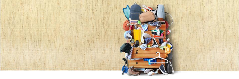 university packing