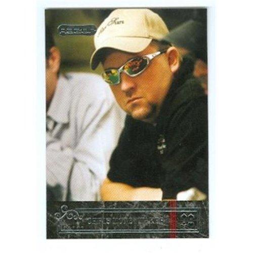 Chris Moneymaker trading card 2006 Razor Poker No.29 (WSOP WPT Poker Player)