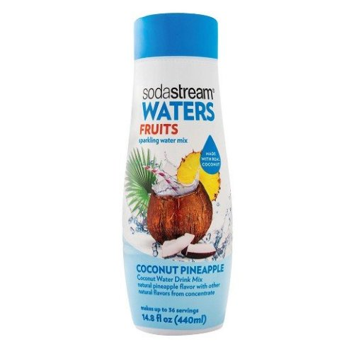 Sodastream Concentrate Syrup 440ml. Coconut Pineapple