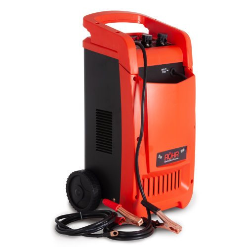 Rohr DFC-450P Car Battery Charger | Heavy Duty 70 Amp 12V / 24V DFC-450P Intelligent Turbo / Trickle with Battery Repair and Maintainer Technology