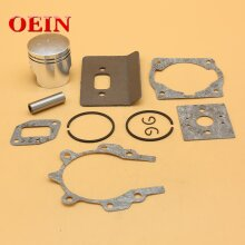 Gasket  Piston Set Fit For BC 430 520 Garden Chainsaw Tool Parts
