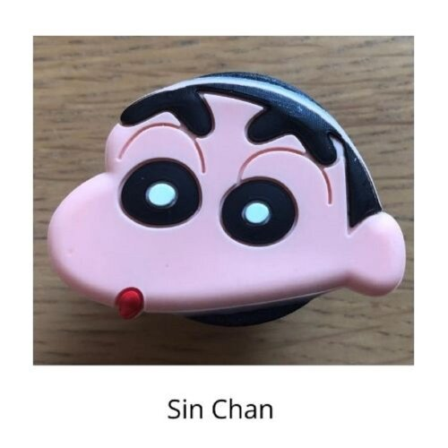 (Sin Chan) mobile phone holder Socket Finger grip Stand UK