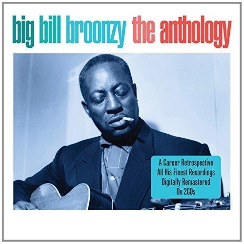 Anthology Original Recording Remastered Audio Cd Big Bill Broonzy