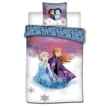 Frozen 2 duvet cover 140 x 200 cm white