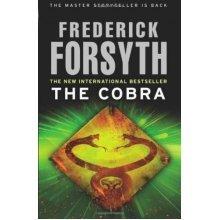 The Cobra by Frederick Forsyth - Used