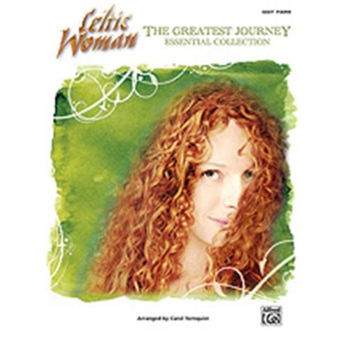 Alfred 00-34939 CELTIC WOMAN GREATEST JOURNEY - EP