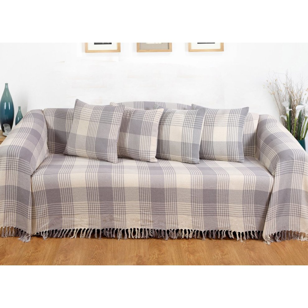 Throws For Large Sofas Home
