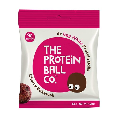 Protein Ball Co. Cherry Bakewell 45g x10