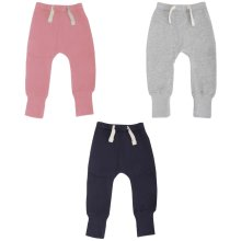Babybugz Baby Unisex Plain Sweatpants / Jogging Bottoms