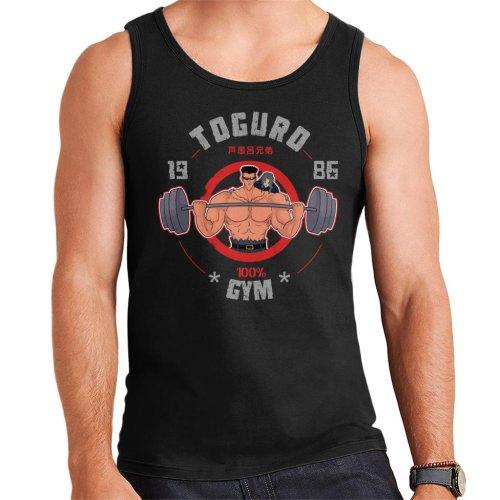 Toguro Gym YuYu Hakusho Men's Vest
