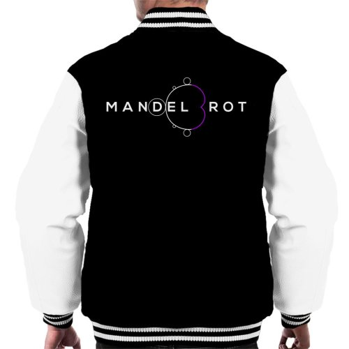 Mandelbrot Men's Varsity Jacket
