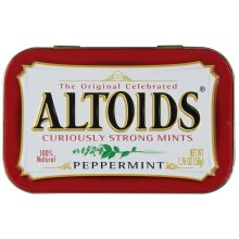 Altoids Curiously Strong Peppermint Mints 50g