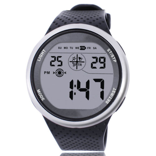 Sports Digital Self Calibrating 100 meter Swim Outdoor Swimming Watch