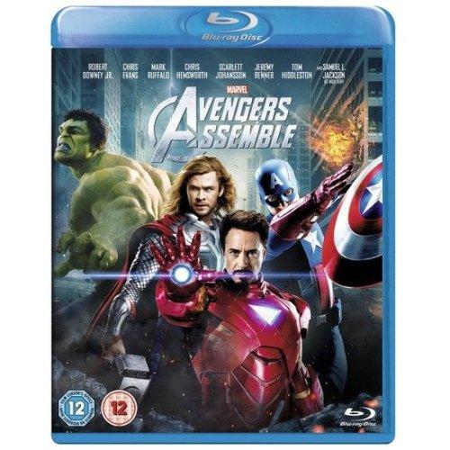 Avengers Assemble Blu-Ray [2012] - Used