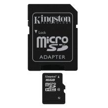 Kingston Technology 16GB microSDHC - Used