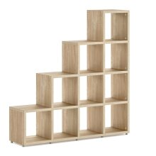 10 Cube Shelf Storage Cube Shelves 1470x1450x330mm