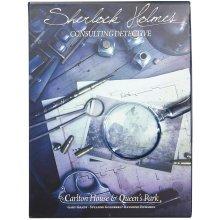 Space Cowboys ASMSCSHCQ01EN Carlton House & Queen's Park-Sherlock Holmes: Consulting Detective, Multicolour