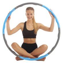 Just be... Fitness Hula Hoop Blue 1.5kg