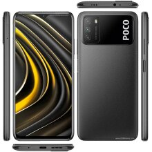 Xiaomi Poco M3 Dual Sim   128GB   4GB RAM