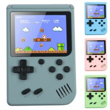 Built-in 500 Classic Games Handheld Video Game Console Gameboy Kids Gifts
