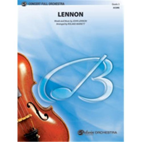 Alfred 00-40501 LENNON-PCF
