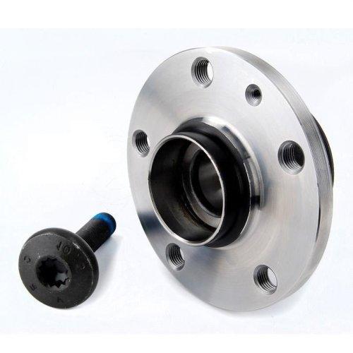 Vw Passat B7 Saloon & Estate 2010-2015 Rear Hub Wheel Bearing Kit Inc Abs Ring