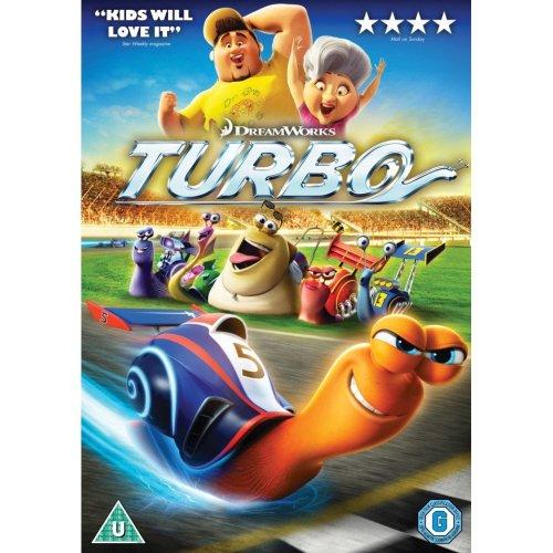 Turbo | DVD