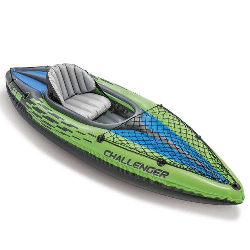 Intex Challenger K1 | Single Seater Inflatable Kayak