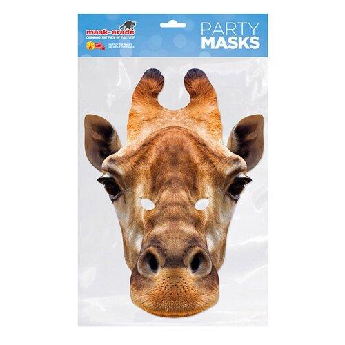 Mask-arade Giraffe Party Mask