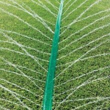 Guilty Gadgets Sprinkler Hose Soaker 15m Garden Flowers Borders Watering Pipe Irrigation Long and for Fun Children Swimmming Pool Party