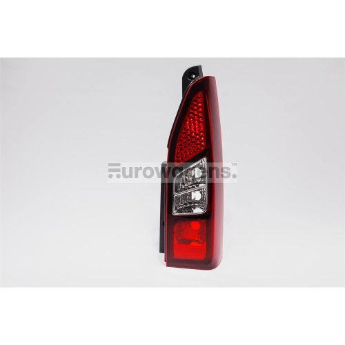 500 2008-2015 Rear Tail Light Lamp O//S Drivers Right