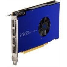 AMD 8Gb Radeon Pro WX 5100 PCI-e VGA Card