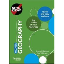 Need to Know: Higher Geography