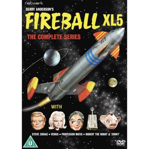Fireball XL5 - The Complete Series DVD [2009]