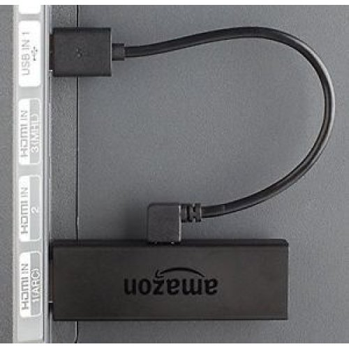 for Amazon Fire TV Power Fire Stick from TV Port USB Short Cable Cord