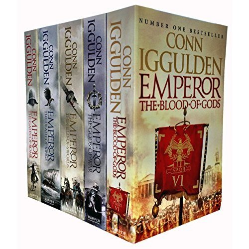 Emperor Series Collection 5 Books Set