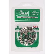 ALM GH002 Greenhouse Aluminium Lap Clip