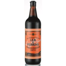 Lea and Perrins Worcestershire Sauce - 6x568ml