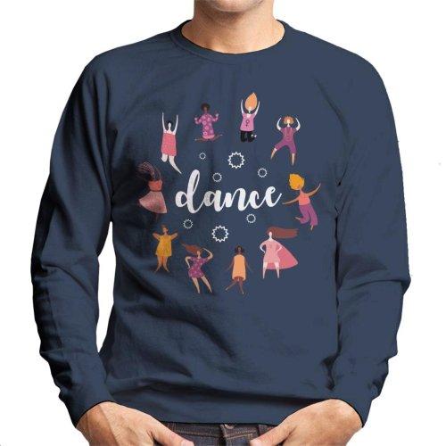 Girl Power Dance Men's Sweatshirt