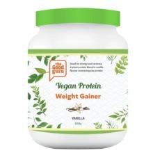 Vegan Weight Gainer Protein Powder (Vanilla), Pea Protein, Plant-Based