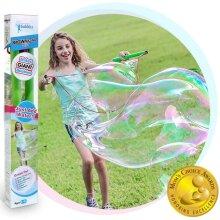 WOWMAZING Giant Bubble Wand Kit: (3-Piece Set)