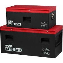 "Hilka 32"" Van / 42"" DIY Heavy Duty Combination Box Van Safe Security"