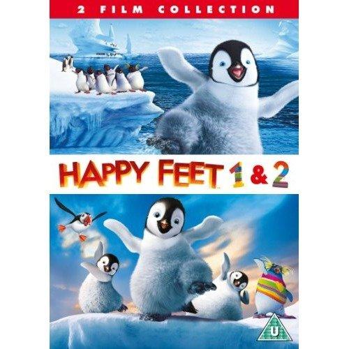 Happy Feet / Happy Feet Two DVD [2012]